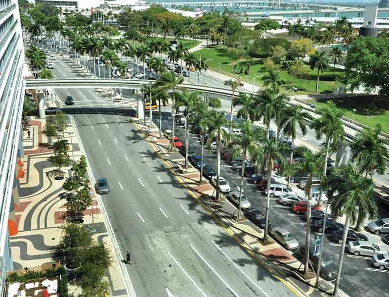 Commissioner: Biscayne Boulevard Rebuild Will Preserve Burle Marx Influence (The Next Miami)