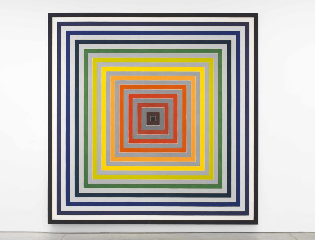 Frank Stella exhibition at NSU Art Museum Fort Lauderdale | From November 12, 2017 to July 8, 2018