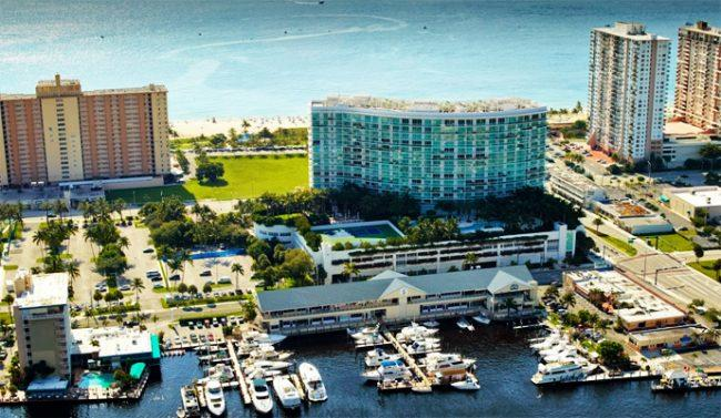 Sands Harbor Resort & Marina in Pompano Beach sells for $21M